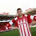 Ο Παπασταθόπουλος και επίσημα στον Ολυμπιακό