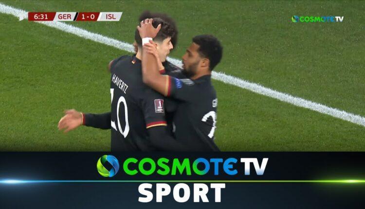 Με σβηστές μηχανές τα «Πάντσερ», 3-0 η Γερμανία την Ισλανδία (VIDEO)