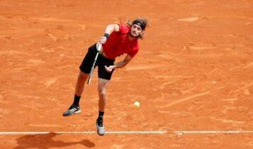 Στους «8» του Monte Carlo Masters ο Τσιτσιπάς