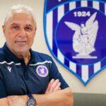 Νέος προπονητής της Νίκης Βόλου ο Αλέκος Βοσνιάδης